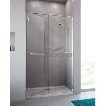 Душевые двери 90L прозрачное Radaway Carena DWJ 34302-01-01NL