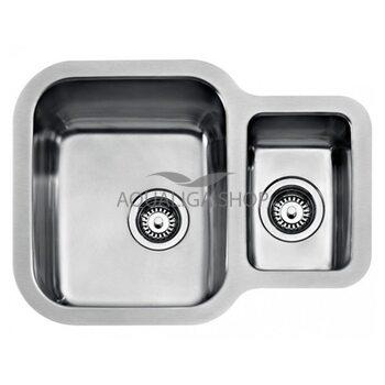 Кухонная мойка под столешницу 624x464 Teka BE LINEA 1 1/2 B 625 REV  нержавеющая сталь 10125160