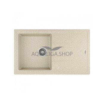 Кухонная мойка 860x510 Teka STONE 50 B-TG 1B 1D песочный 115330016