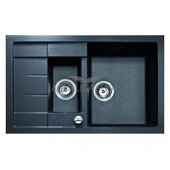 Кухонная мойка 780x500 Teka ASTRAL 60 B-TG карбон 40143528