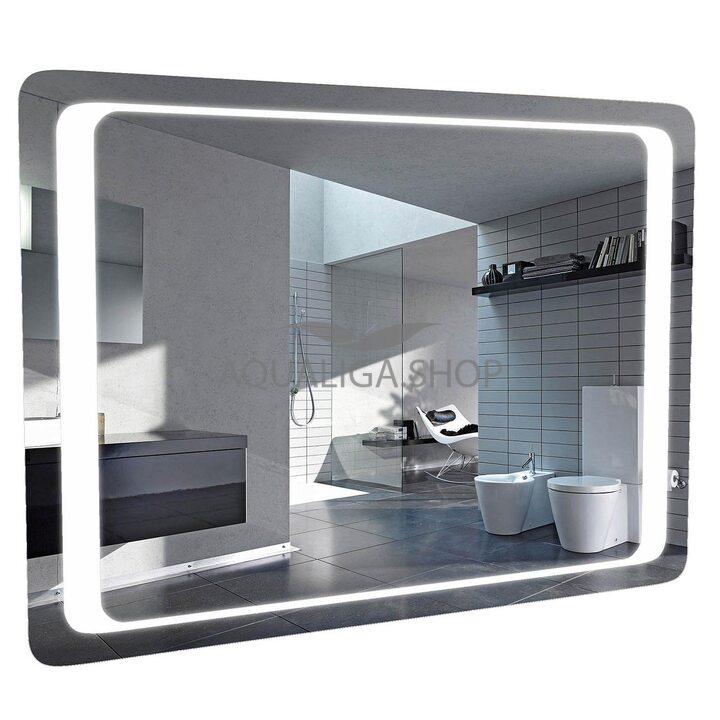 Зеркало Аквародос Омега 100 см с LED подсветкой АР0001305