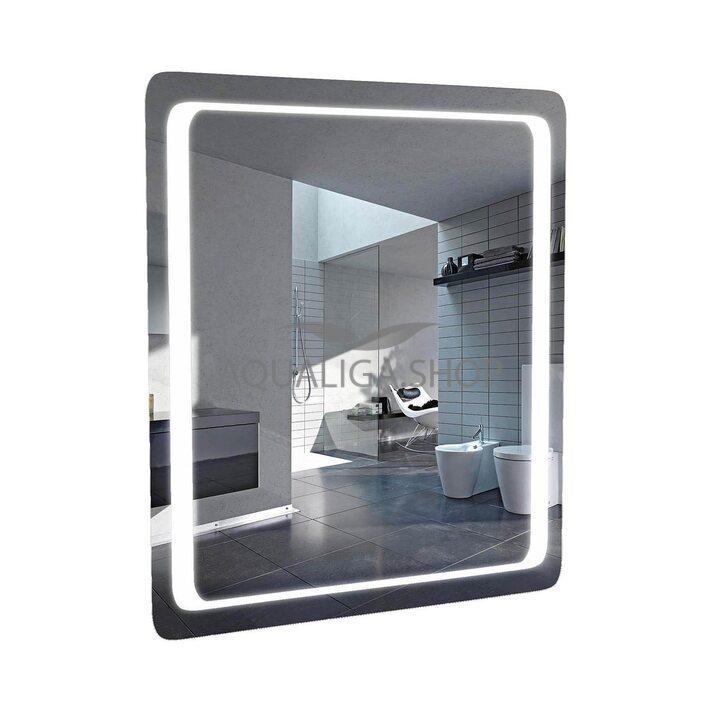 Зеркало Аквародос Омега 60 см с LED подсветкой АР0001522