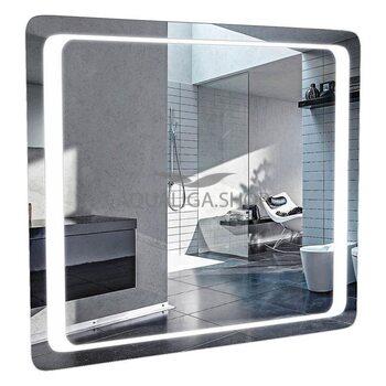 Зеркало Аквародос Омега 80 см с LED подсветкой АР0001304