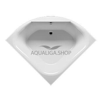 Ванна акриловая RIHO Atlanta 140х140 см BB7000500000000