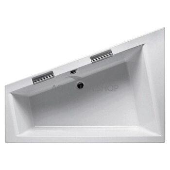 Ванна акриловая RIHO Doppio 180х130 см правая BA9000500000000