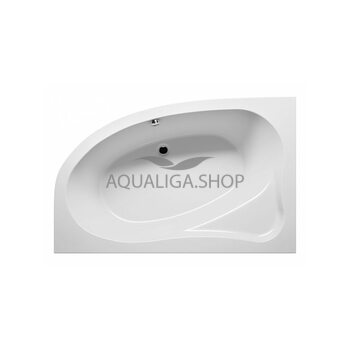 Ванна акриловая Riho Lyra 140х90 см правая BA6500500000000