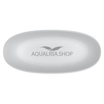 Ванна отдельностоящая Riho Oval 160x72 см BS6700500000000